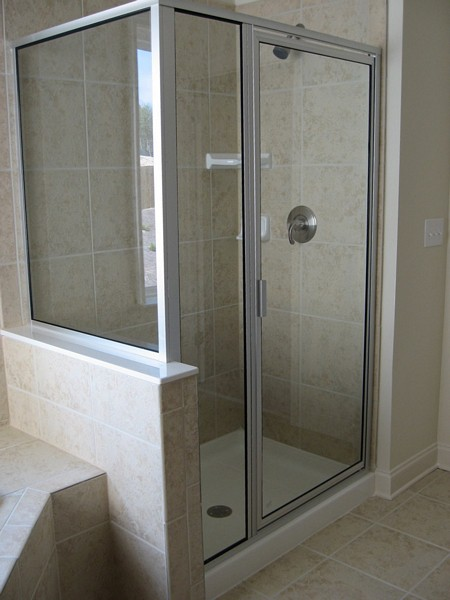 Framed Shower Door 01094