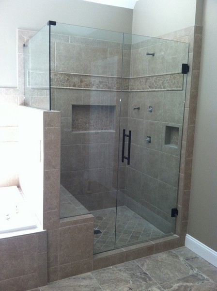 Frameless Shower Doors & Enclosures