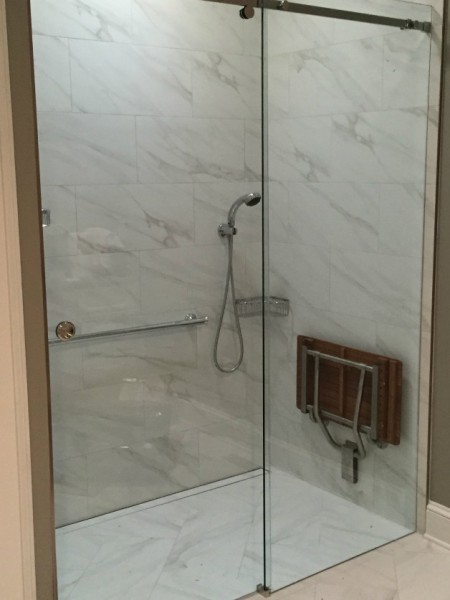 Sliding Shower & Tub Enclosures