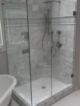 Frameless Shower Door 061