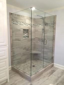 Frameless Shower Door 069