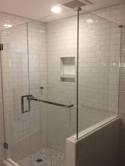 Genial Frameless Shower Door 066