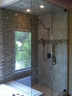 Frameless Shower Door – Steam 010