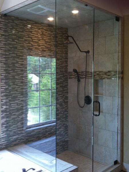 Frameless Shower Door – Steam 010