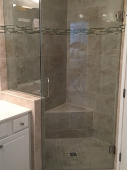 Frameless Shower Door 080