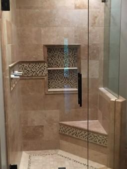 Frameless Shower Door 086