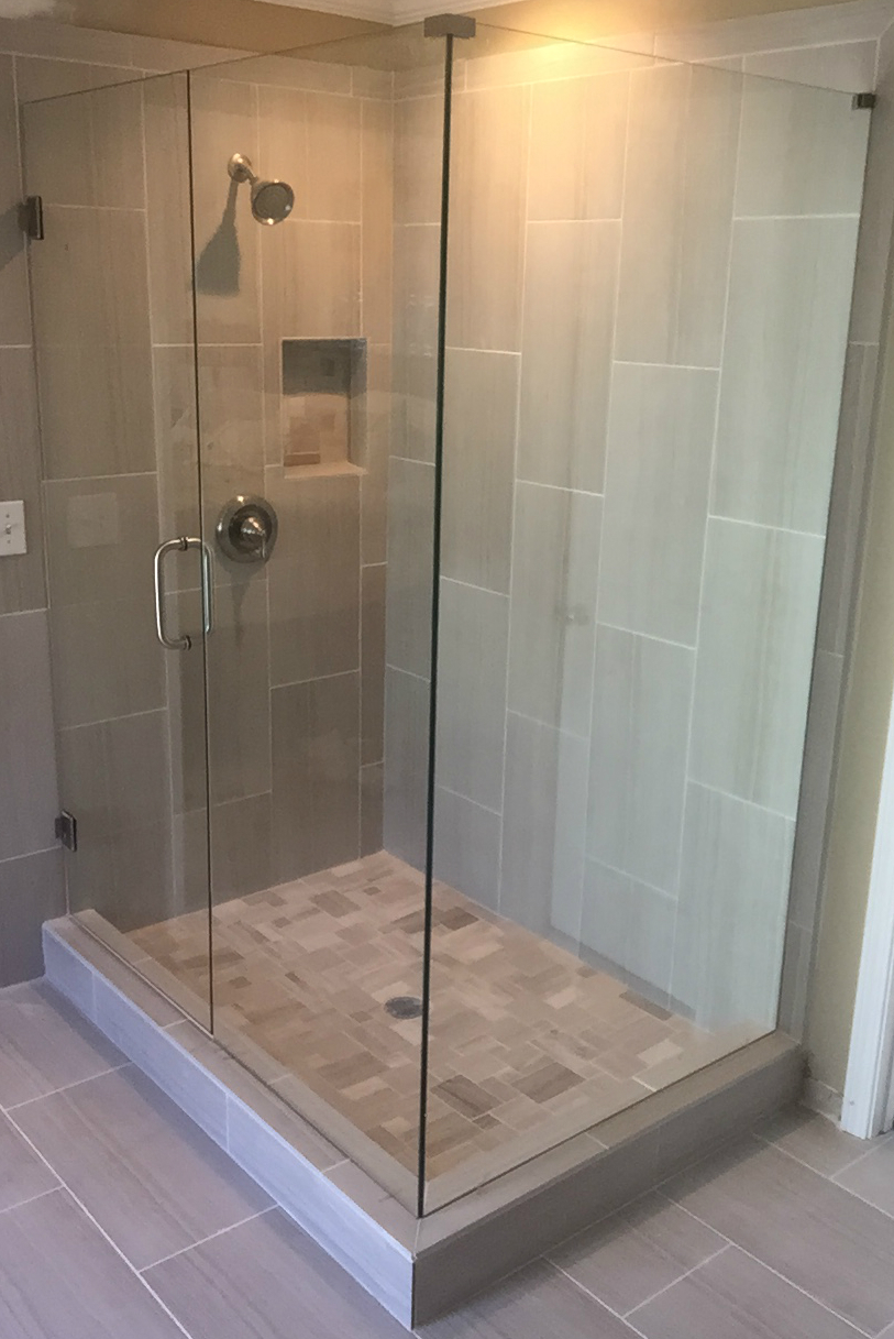 Bathroom Glass Shower Ideas