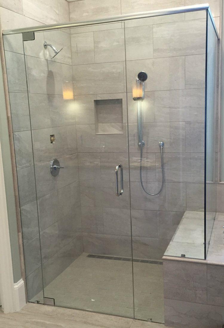 Shower Door Glass Options