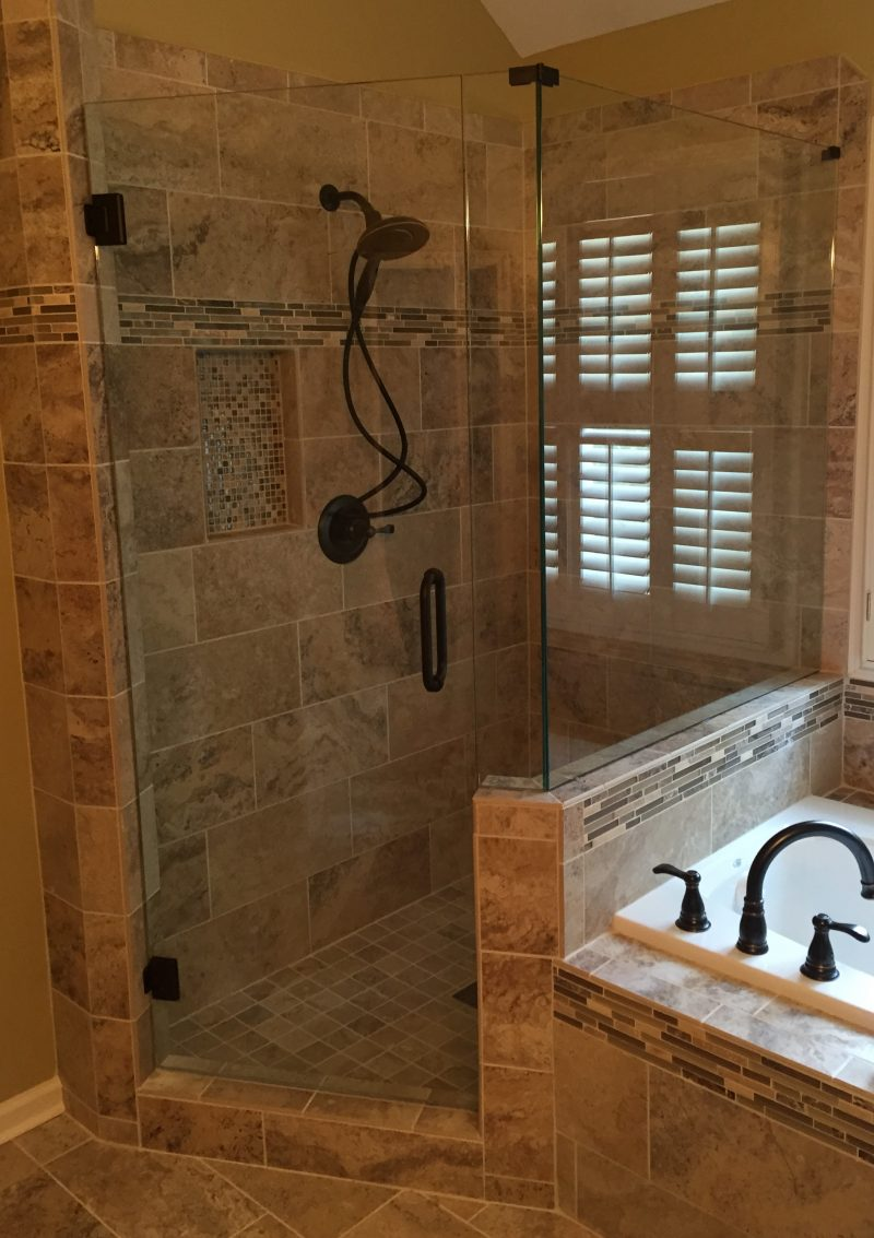 Frameless Showers | Frameless Shower Doors