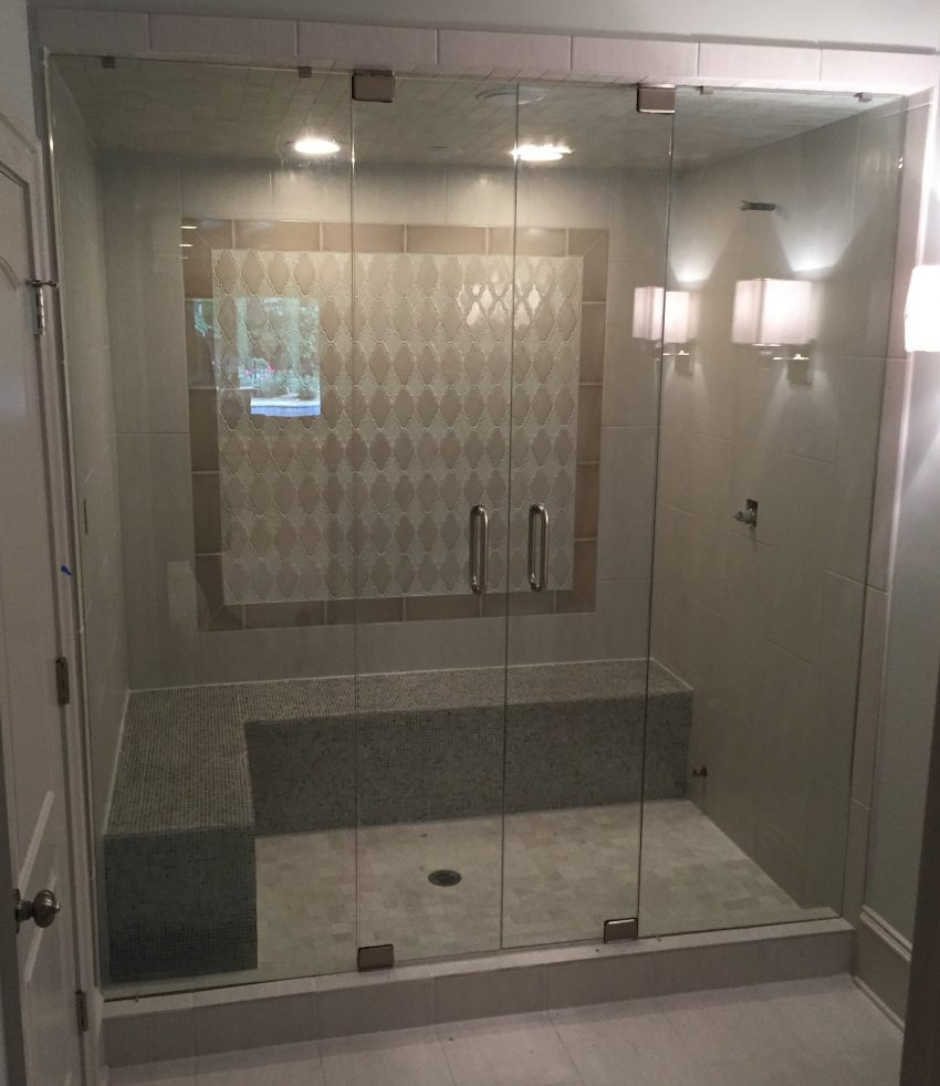 Steam showers frameless shower doors frameless shower door steam 015 eventelaan Images