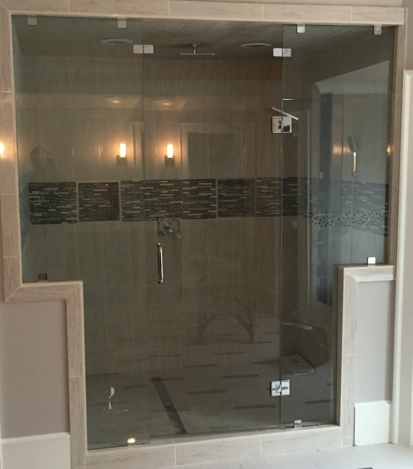 Steam Showers | Frameless Shower Doors